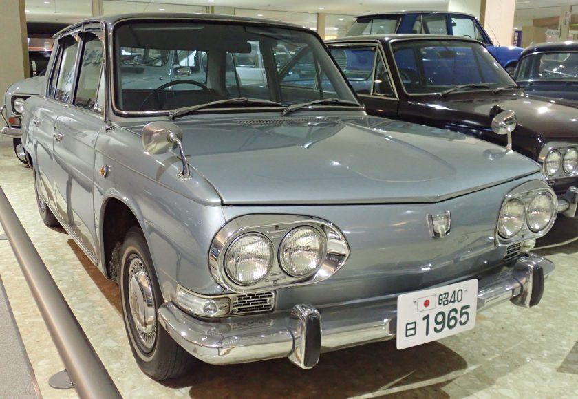 トントントントン日野の伯爵夫人 日野 コンテッサ1300s 1965年式 昭和